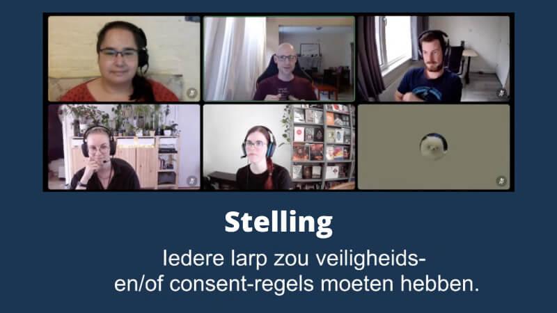Panel – Safety & Consent in de Nederlandse scene