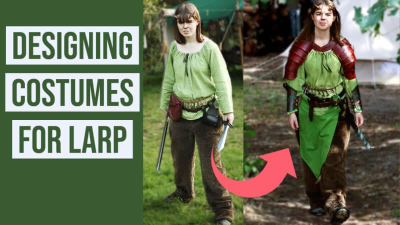 Designing Costumes For LARP