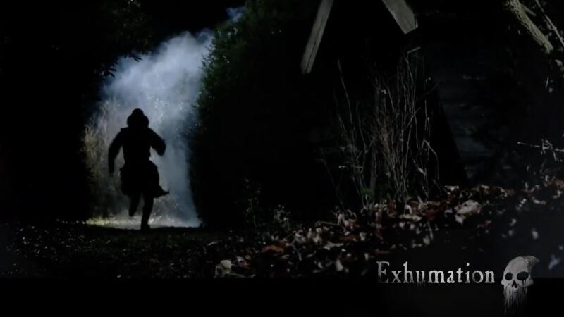 Exhumation Trailer