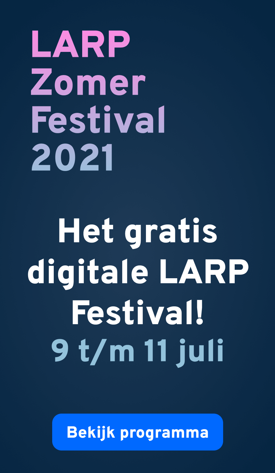 LARP Zomer Festival 2021